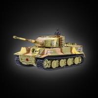 GreatWall Танк 1:72 Tiger (коричневый) (GWT2117-2)