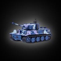 GreatWall Танк 1:72 Tiger (синий) (GWT2117-3)