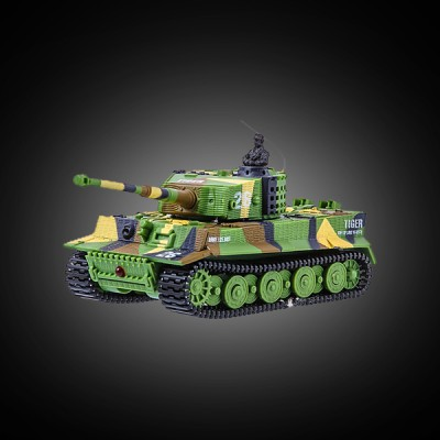 GreatWall Танк 1:72 Tiger (хаки) (GWT2117-1)