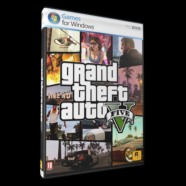grand theft auto компьютерная игра 5