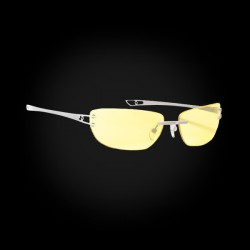 Gunnar Office Jem Satin Chrome