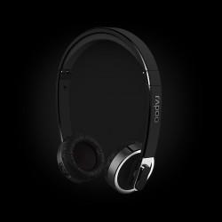 Rapoo Wireless Foldable Headset H3080 Black