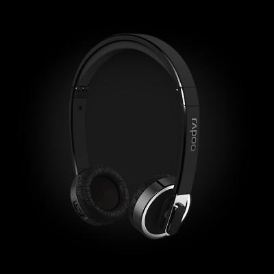 Rapoo Wireless Foldable Headset H3080 Black купить