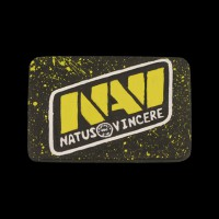 Natus Vincere Logo Black