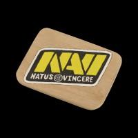 Natus Vincere Logo Wood