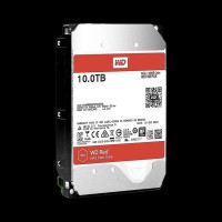 WD 3.5 Red 10 TB (WD100EFAX)