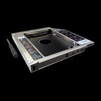 Адаптер подключения в отсек привода ноутбука Grand-X HDC-25N