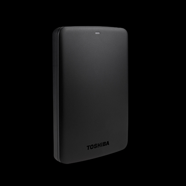 Toshiba 2TB 2.5 USB 3.0 Canvio Basics (HDTB420EK3AA) фото