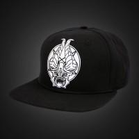 Dota 2 Doomed Snapback Hat