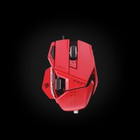 MadCatz R.A.T. 5 Gaming Mouse Red (MCB437050013/04/1)