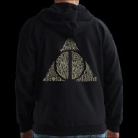 ABYstyle Harry Potter Hoodie M (ABYSWE051M)