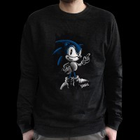 ABYstyle Sonic Sweat M (ABYSWE035M)