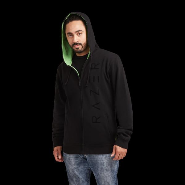 Razer Stealth Hoodie Men L (RGF7MO3S3Q-09-04LG) цена