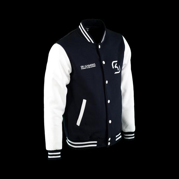 SK Gaming College Jacket L цена