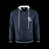SK Gaming Zipped Hoodie L