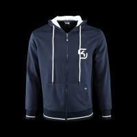 SK Gaming Zipped Hoodie M