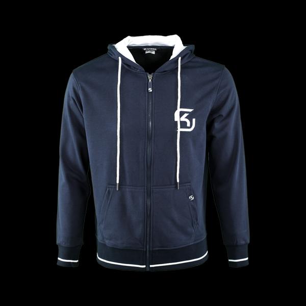 SK Gaming Zipped Hoodie XL купить