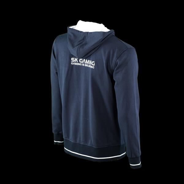 SK Gaming Zipped Hoodie XL фото