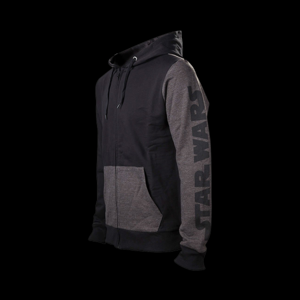 Star Wars Rogue One Imperial Emblem Zipper Hoodie, L (HD544300STW) цена