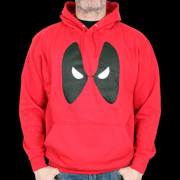 Sweat Shirt Deadpool Marvel - Deadpool Eyes L купить