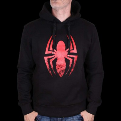Sweat Shirt Spiderman Logo M купить