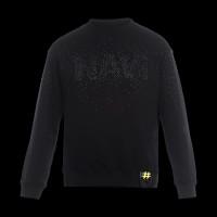 Sweatshirt NAVI x LITKOVSKAYA Black L/XL
