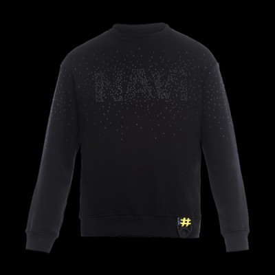 Sweatshirt NaVi x Litkovskaya Black L/XL купить