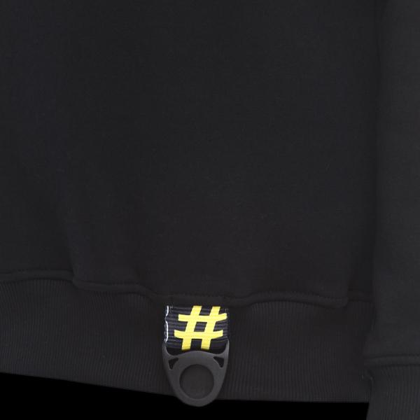 Sweatshirt NaVi x Litkovskaya Black L/XL фото