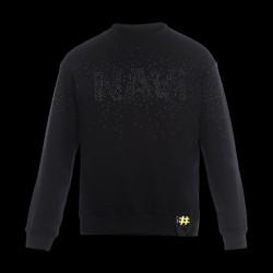 Sweatshirt NaVi x Litkovskaya Black S/M