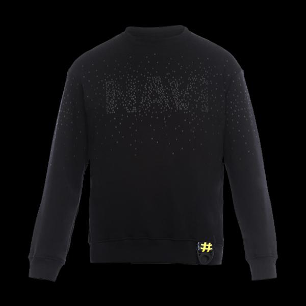Sweatshirt NaVi x Litkovskaya Black S/M купить