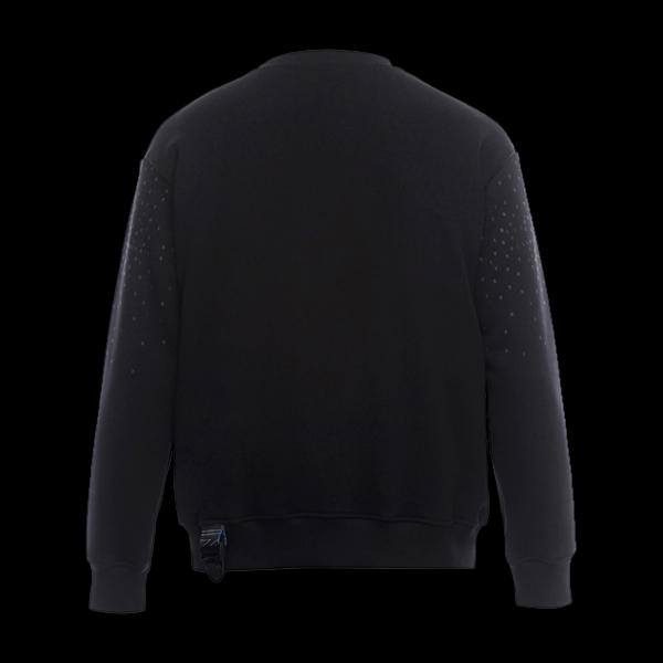 Sweatshirt NaVi x Litkovskaya Black S/M цена
