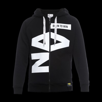 Zipped Hoodie NaVi x Litkovskaya Black S/M купить
