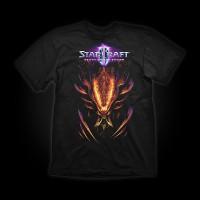 Starcraft II T-Shirt HOTS Hydralisk