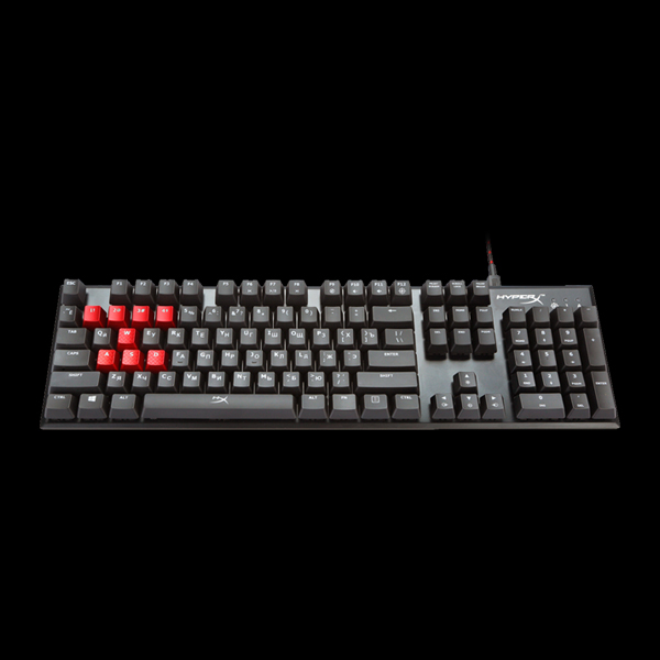 HyperX Alloy FPS Cherry MX Brown (HX-KB1BR1-RU/A5) описание