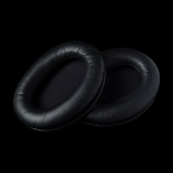 HyperX Cloud Ear Cushions Black Leather (HXS-HSEP2)