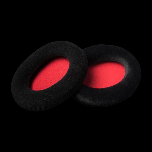 Амбушюры HyperX Cloud Ear Cushions Black/Red (HXS-HSEP1) купить