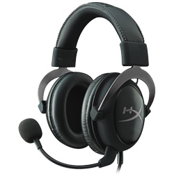 HyperX Cloud II Gun Metal (KHX-HSCP-GM)