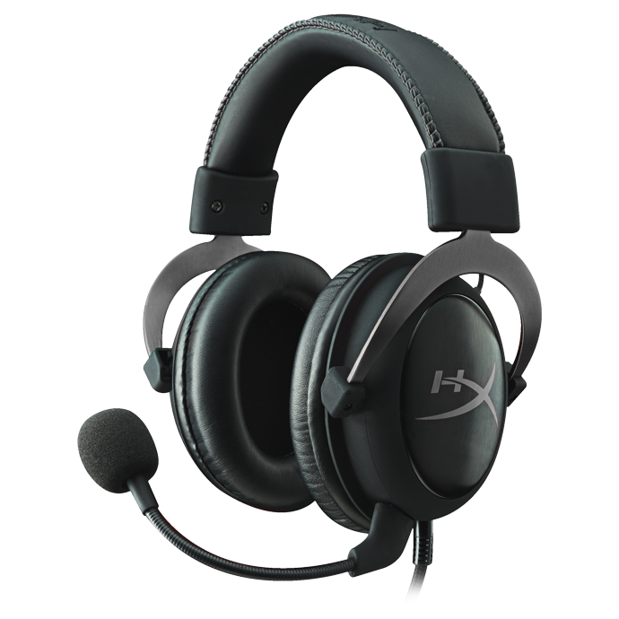 HyperX Cloud II Gun Metal (KHX-HSCP-GM) купить