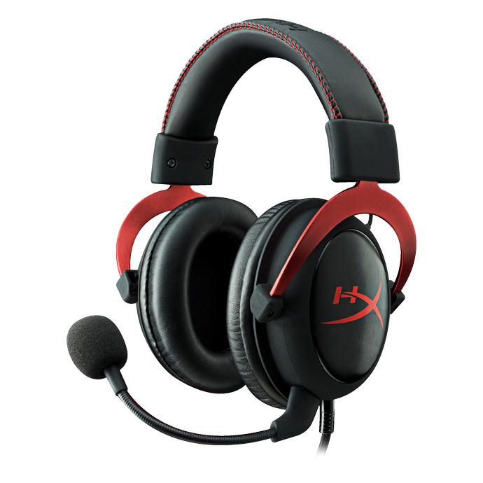 HyperX Cloud II Red (KHX-HSCP-RD) купить