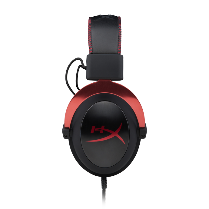 HyperX Cloud II Red (KHX-HSCP-RD) цена
