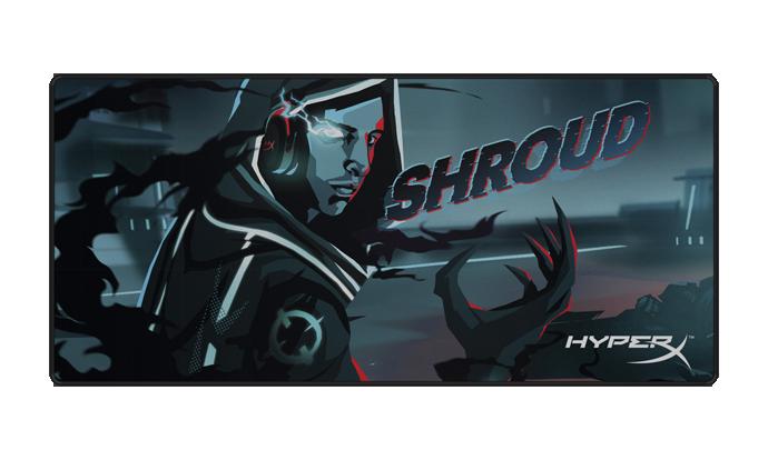 HyperX Fury S Shroud Limited Edition Extra Large (HX-MPFS2-SH-XL) цена