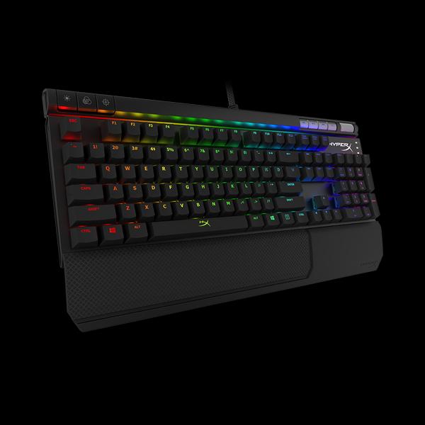 HyperX Alloy Elite RGB Blue (HX-KB2BL2-RU/R1) купить