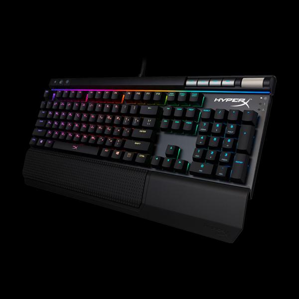 HyperX Alloy Elite RGB Blue (HX-KB2BL2-RU/R1) фото