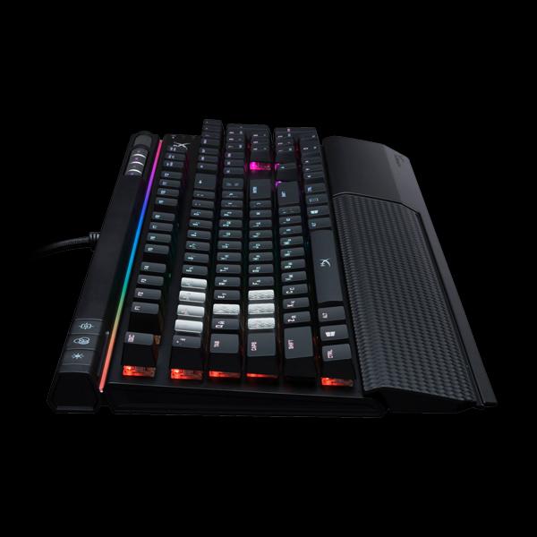 HyperX Alloy Elite RGB Blue (HX-KB2BL2-RU/R1) описание