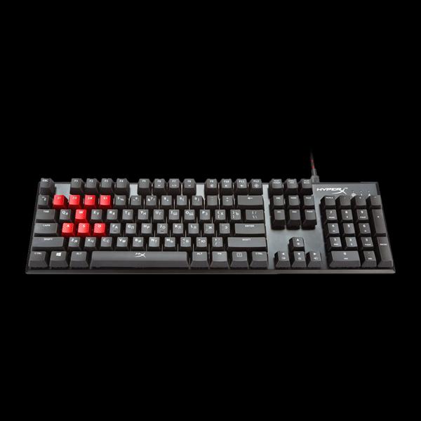 HyperX Alloy FPS Cherry MX Blue (HX-KB1BL1-RU/A5) описание