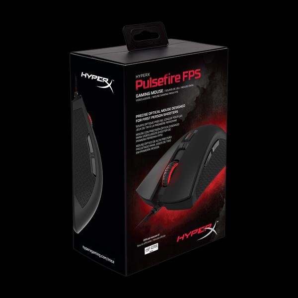 HyperX Pulsefire FPS (HX-MC001A/EE) фото