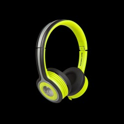 Monster iSport Freedom Wireless Bluetooth On-Ear Headphones Green