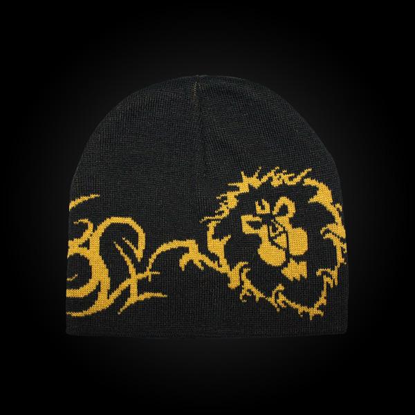 J!NX World of Warcraft Alliance Crest Beanie купить