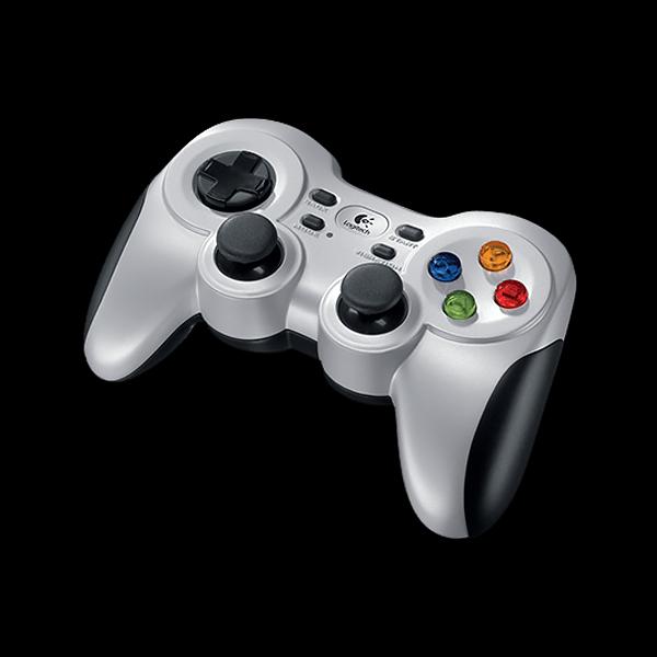 Logitech Wireless Gamepad F710 (940-000145) цена