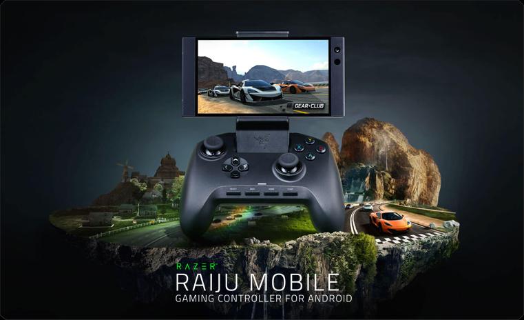 RAZER Raiju Mobile (RZ06-02800100-R3M1)